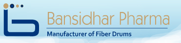 Bansidhar Pharma-Manufacturer of Fiber Drums